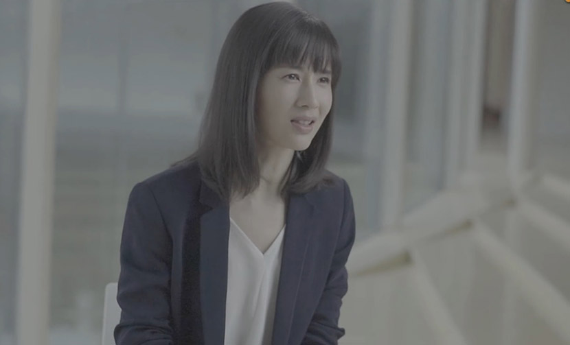 A screenshot of Jaeger LeCoultre's video featuring Papi Jiang.