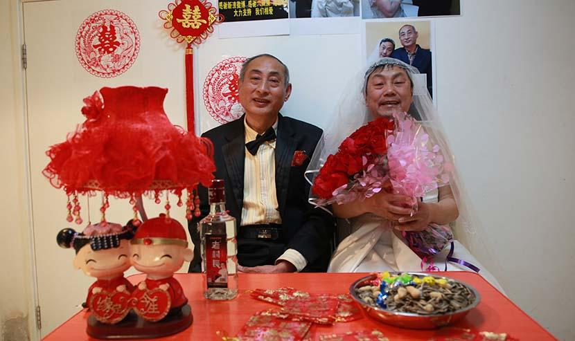 Old gay chinese men