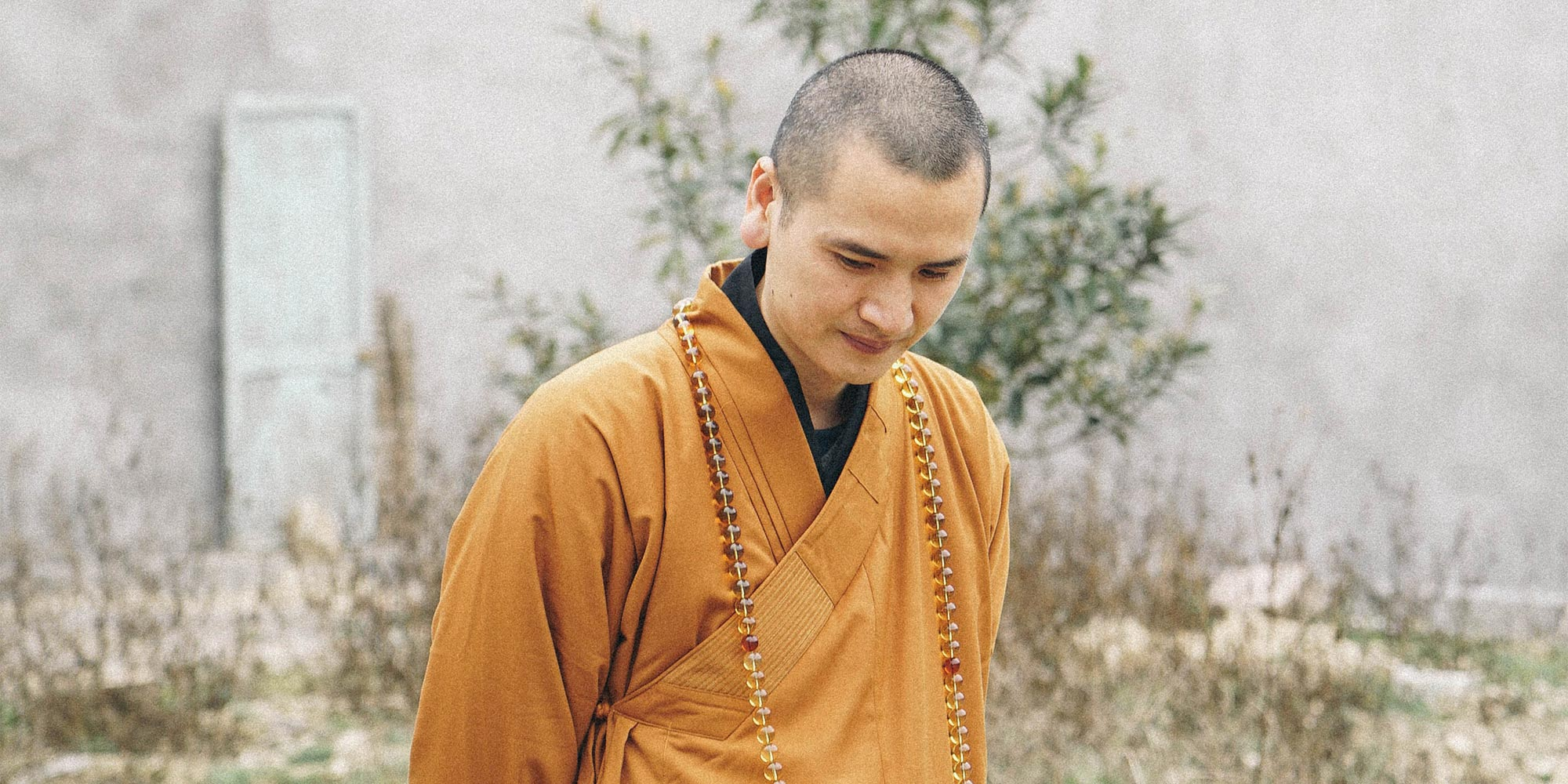 china s handsomest monk wins hearts converts