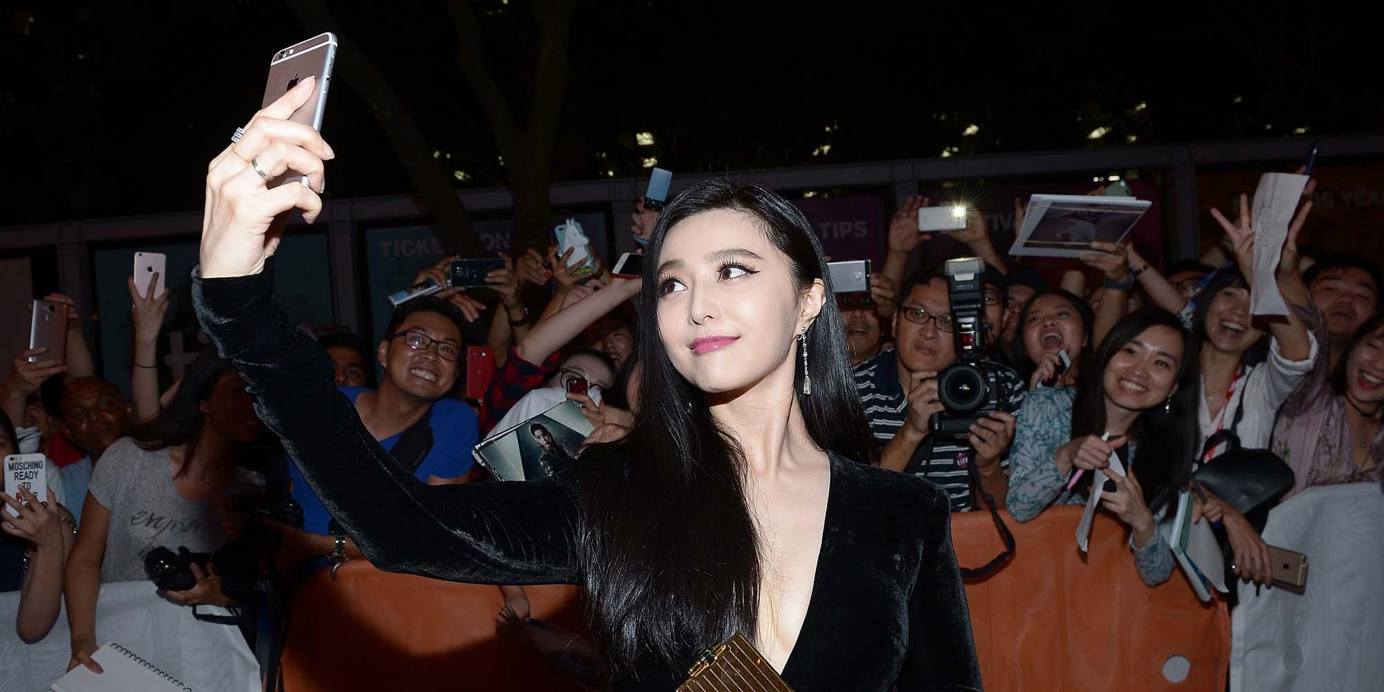 Fan Bingbing's 'Leaked Contract' Breaks the Chinese Internet
