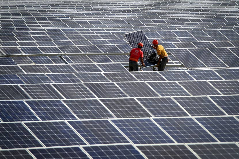 The Dark Side of China's Solar Boom
