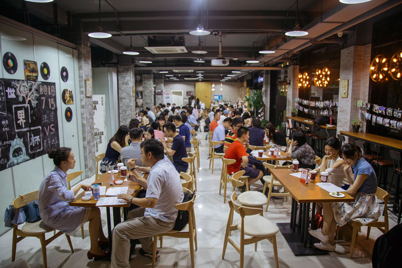 shanghai speed dating event
