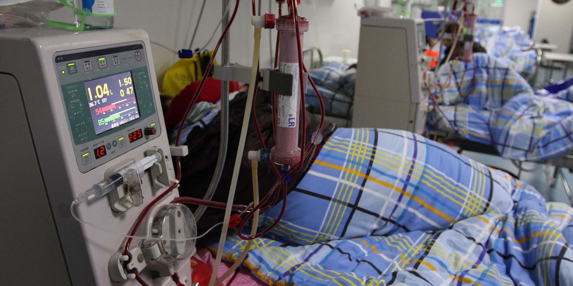 ผลการค้นหารูปภาพสำหรับ 69 Dialysis Patients Infected With Hepatitis C in Jiangsu
