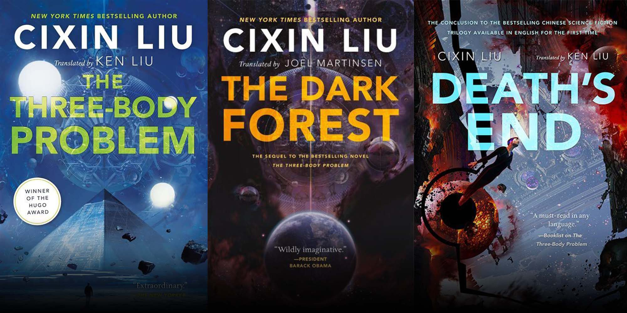 Netflix to Bring Chinese Sci-Fi's 'Three-Body' Trilogy to Life
