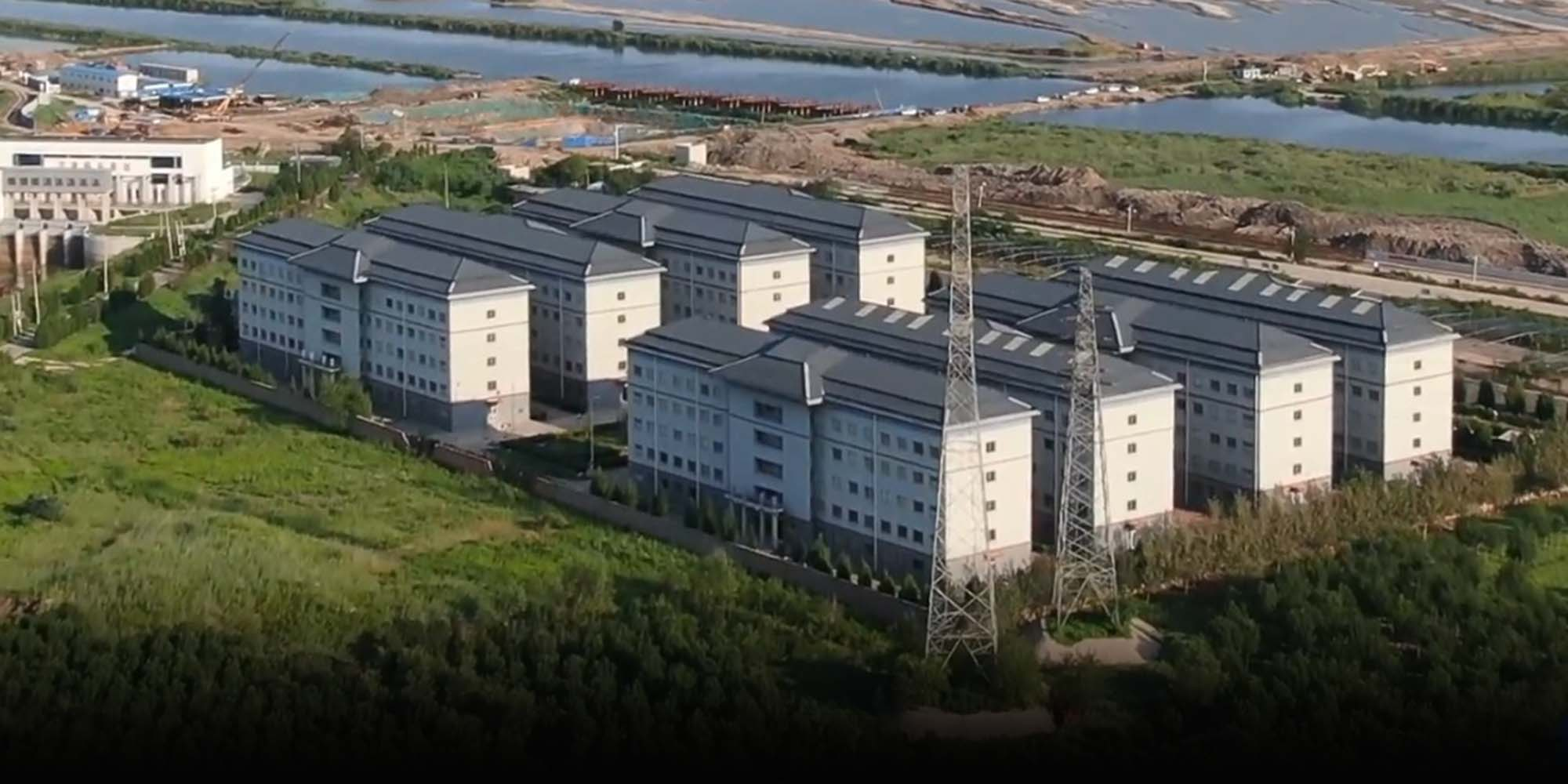 Tianjin Cracks Down on Condos for the Dead