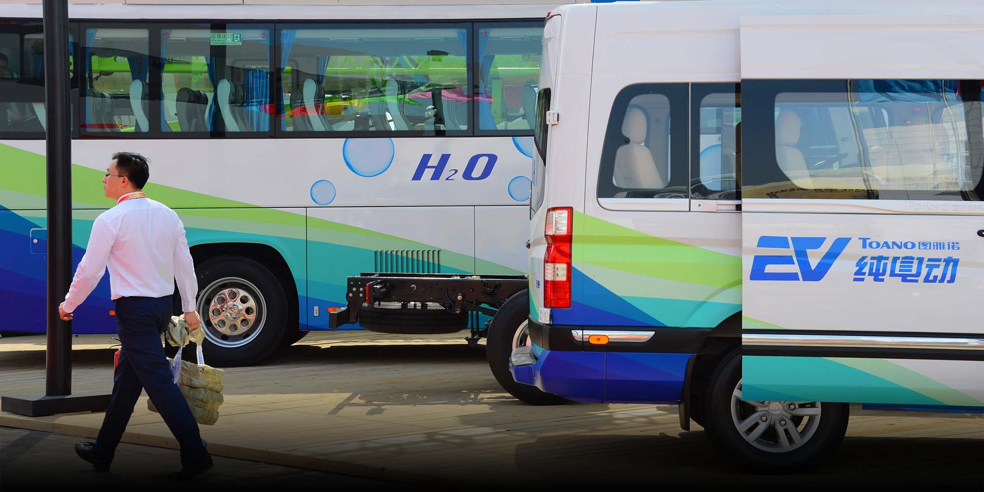 Beijing to Invest in Hydrogen-Powered Vehicles