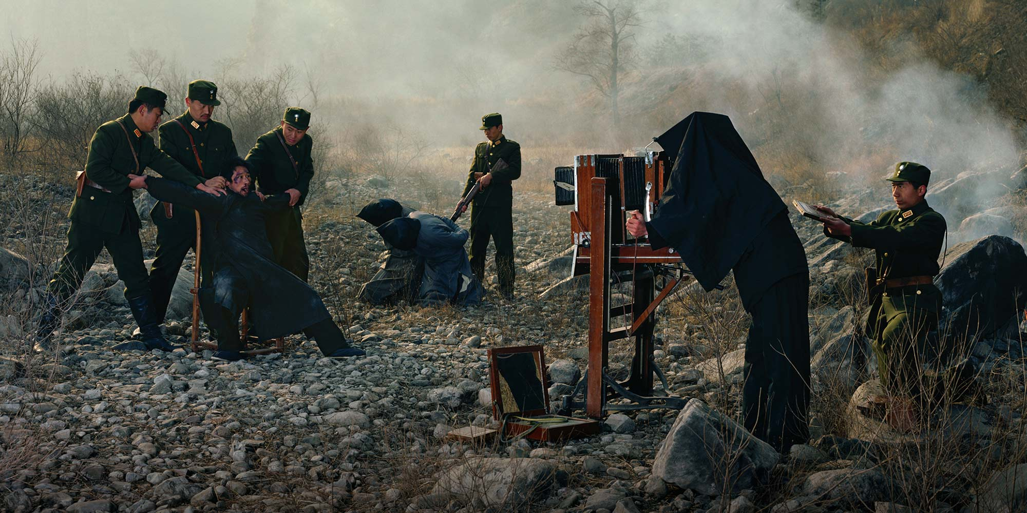 Ready, Aim, Click: The Artist Reframing China's Modern History
