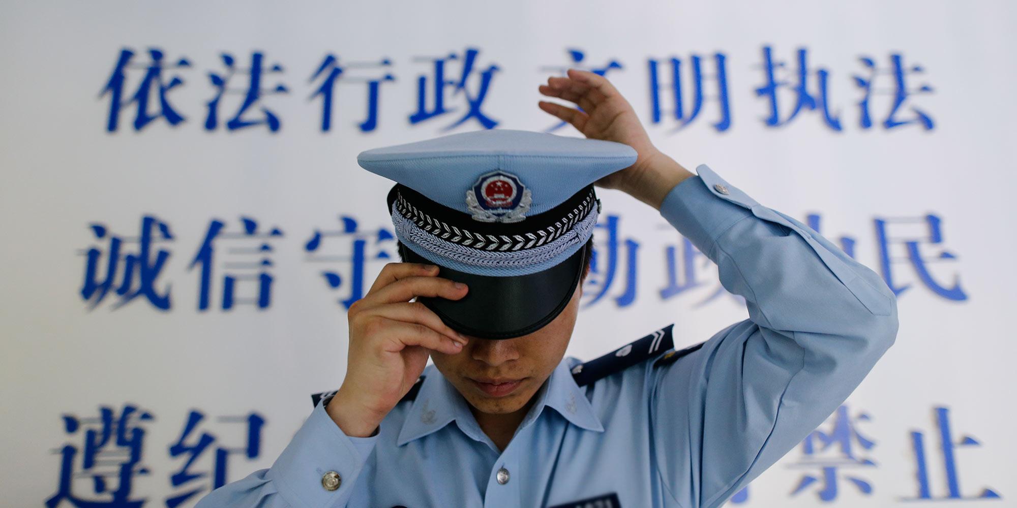 Attack on Chongqing 'Chengguan' Was Self-Defense, Police Say