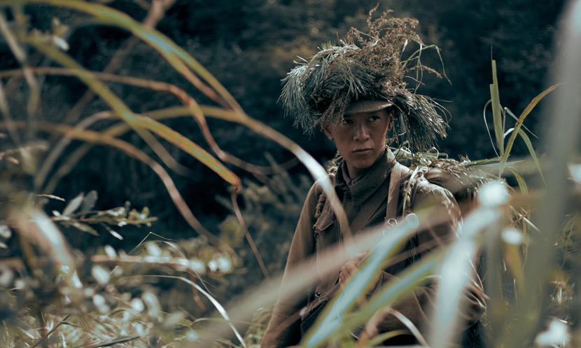 "A still from the 2020 film ""Sacrifice."" From Douban"