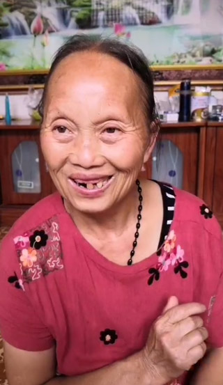 Li Xinmei's mother. Courtesy of Li Xinmei