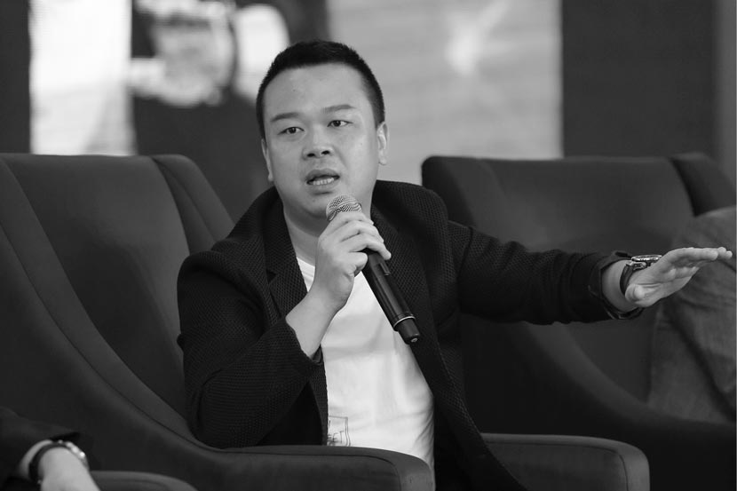 Lin Qi during an event in Shanghai, 2015. People Visual