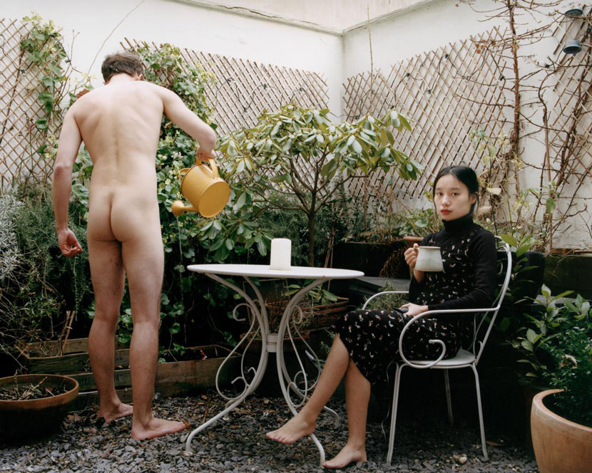 """Garden,"" from the project ""Your Reservation Is Confirmed."" Courtesy of Li Yushi"