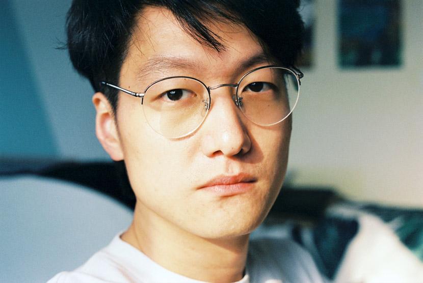 Qiu Sheng poses for a photo in 2020. Courtesy of Qiu Sheng