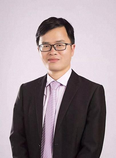 Guo Bing. From Zhejiang Sci-Tech University