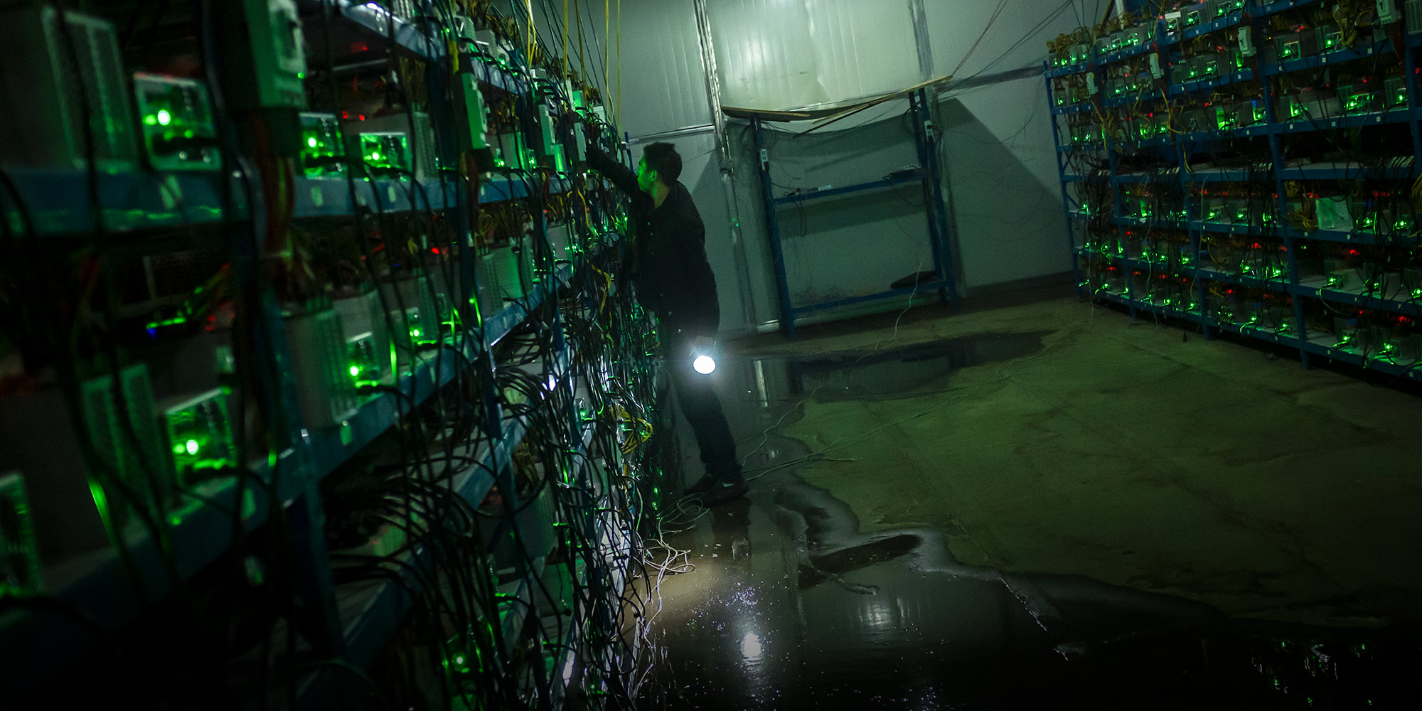 As China Pursues a Green Future, Bitcoin Miners Feel the Squeeze - Sixth Tone