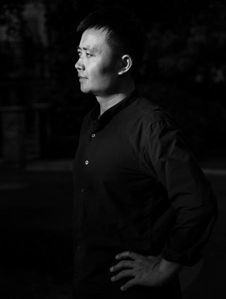 Chinese filmmaker Fan Jian. Courtesy of Fan Jian