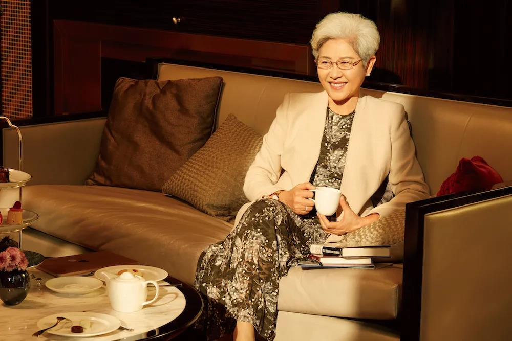 A portrait of Fu Ying. Courtesy of CITIC Press Group