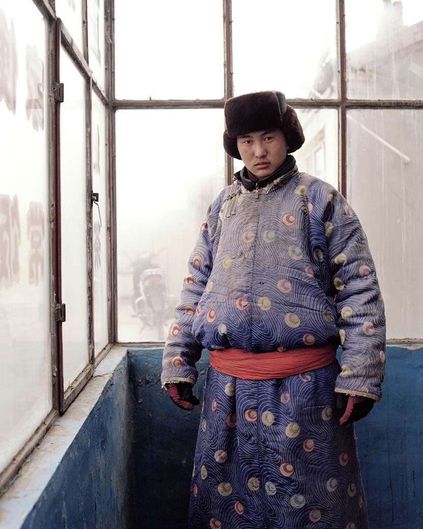 """The Good Earth,""  2009. Courtesy of Li Wei"