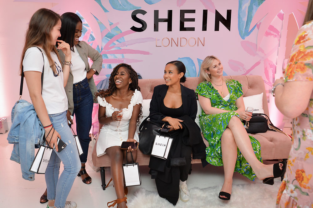 Guests attend the Shein Summer Pop Up Preview Evening in London, May 23, 2019. David M. Benett via People Visual