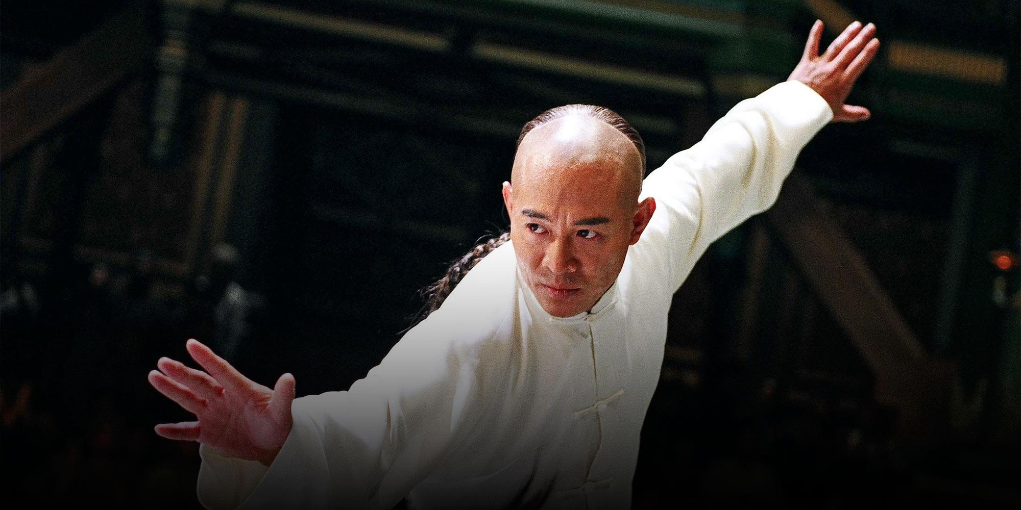 Kung Fu Superstar Jet Li: How I'll Bring Tai Chi to the ...