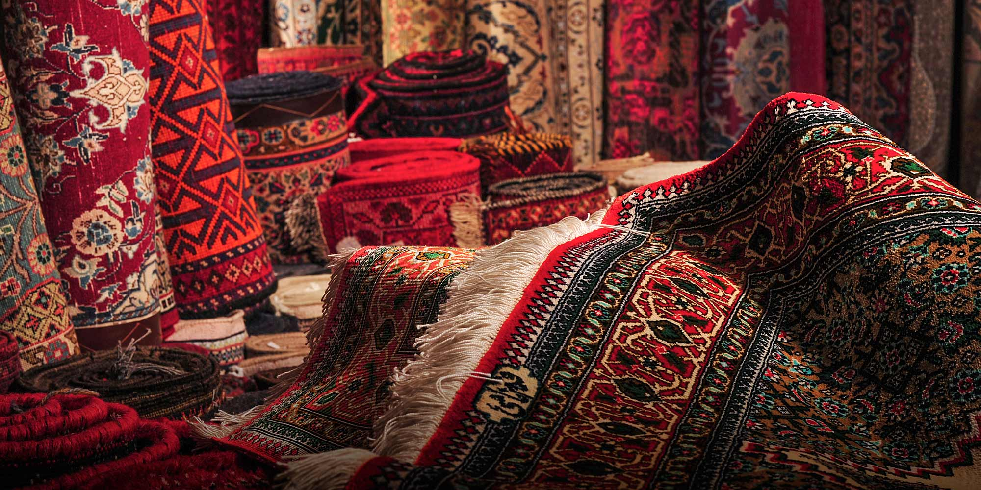 The Small Chinese City Selling Persian Rugs To The World