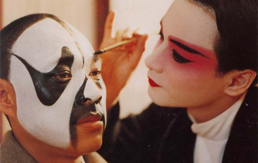 A still from the movie 'Farewell My Concubine.'